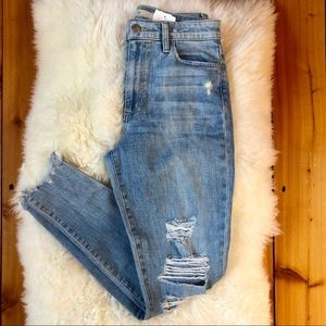 Joes Jeans, Charlie High Rise Skinny Ankle